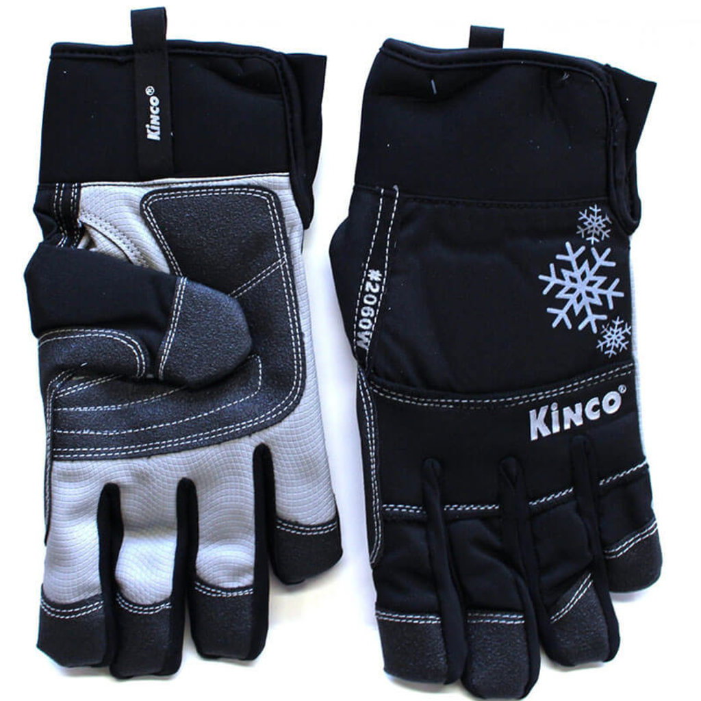 Kinco Kinco Women's Thermal Lined Winter Gloves 2060W