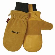 Kinco Kinco Lined Premium Pigskin Leather Work and Ski Mitt