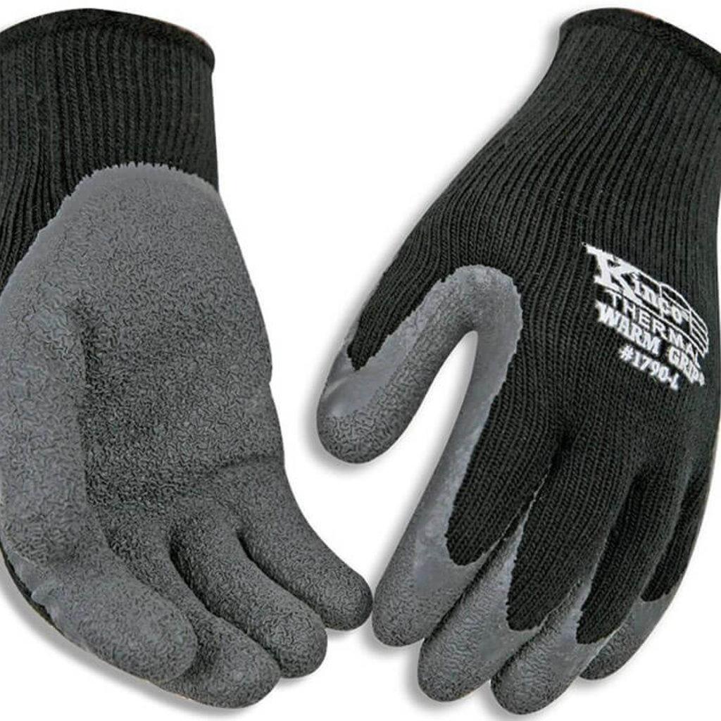 Kinco Kinco 1790 Warm Grip Cold Weather Latex Coated Knit Glove