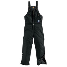 Carhartt Carhartt Men's Yukon Arctic Quilt Lined Zip To Waist Biberalls R33