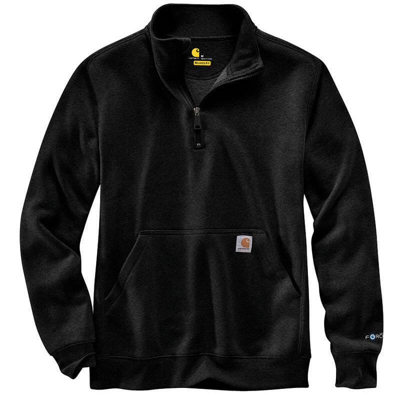 Carhartt 104475 - Force Relaxed Fit Midweight Quarter-Zip Sweatshirt