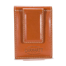 Carhartt Buff Tanned Leather Rough Cut Front Pocket