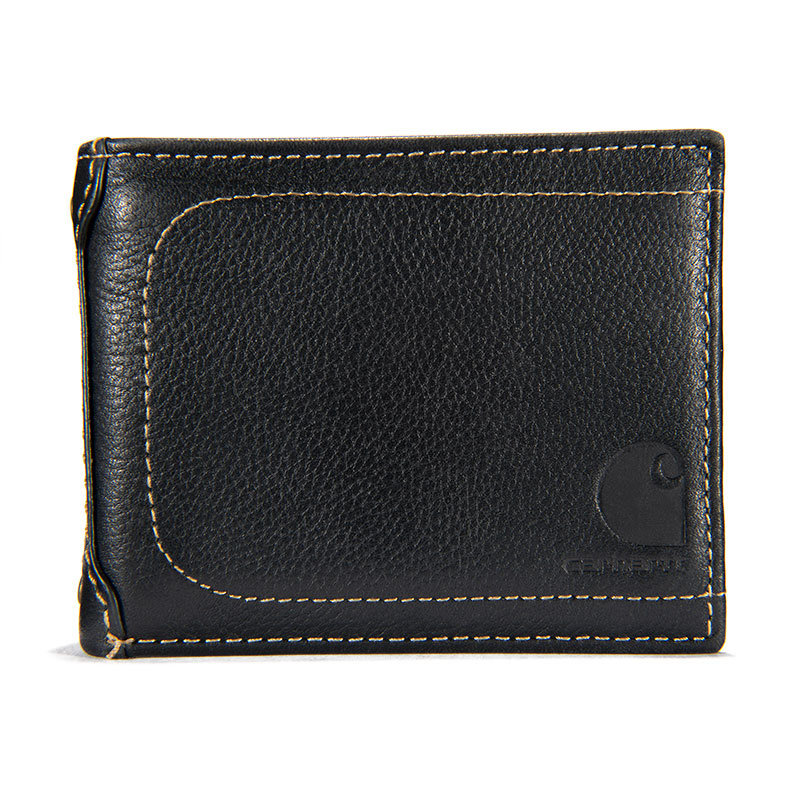 Carhartt Pebble Leather Passcase Wallet