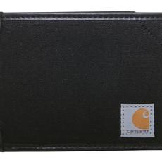 Carhartt Canvas  Leather Trim Passcase Wallet
