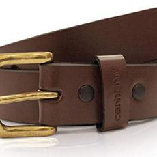 Carhartt Bridle Leather Classic Buckle Belt