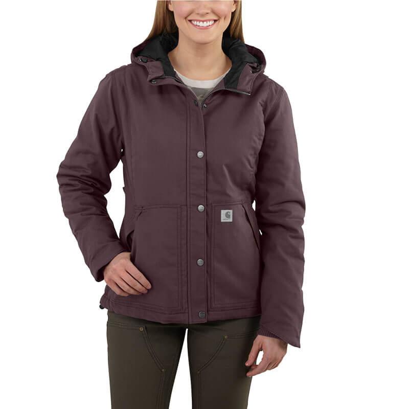 Carhartt Carhartt Women's Full Swing Cryder Jacket - 102246 - CLOSEOUT