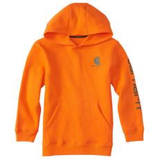 Carhartt CA8731 - Fleece Long-Sleeve Logo Sweatshirt