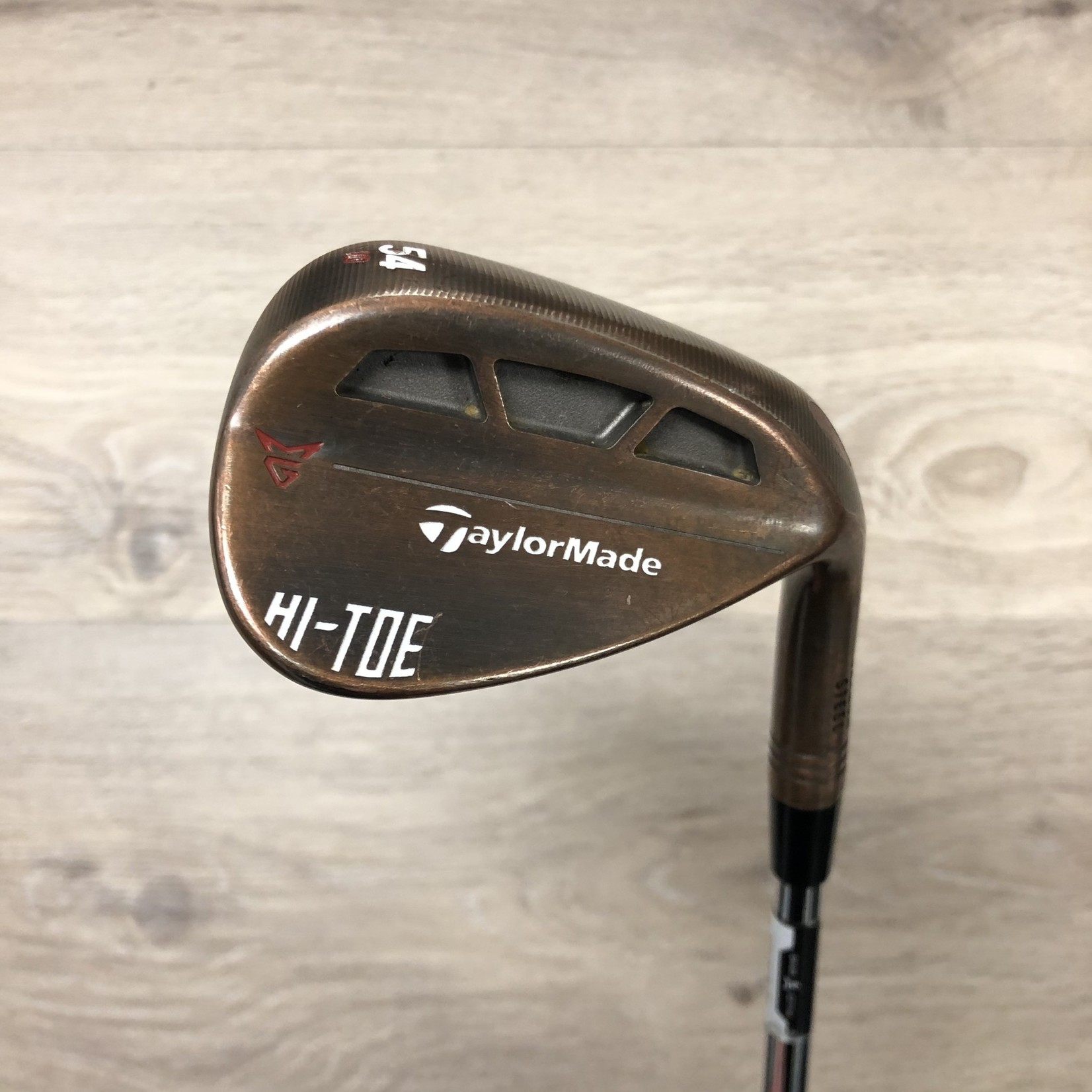 TaylorMade Taylormade Milled Grind Hi-Toe Wedge 54* 10* (RH)