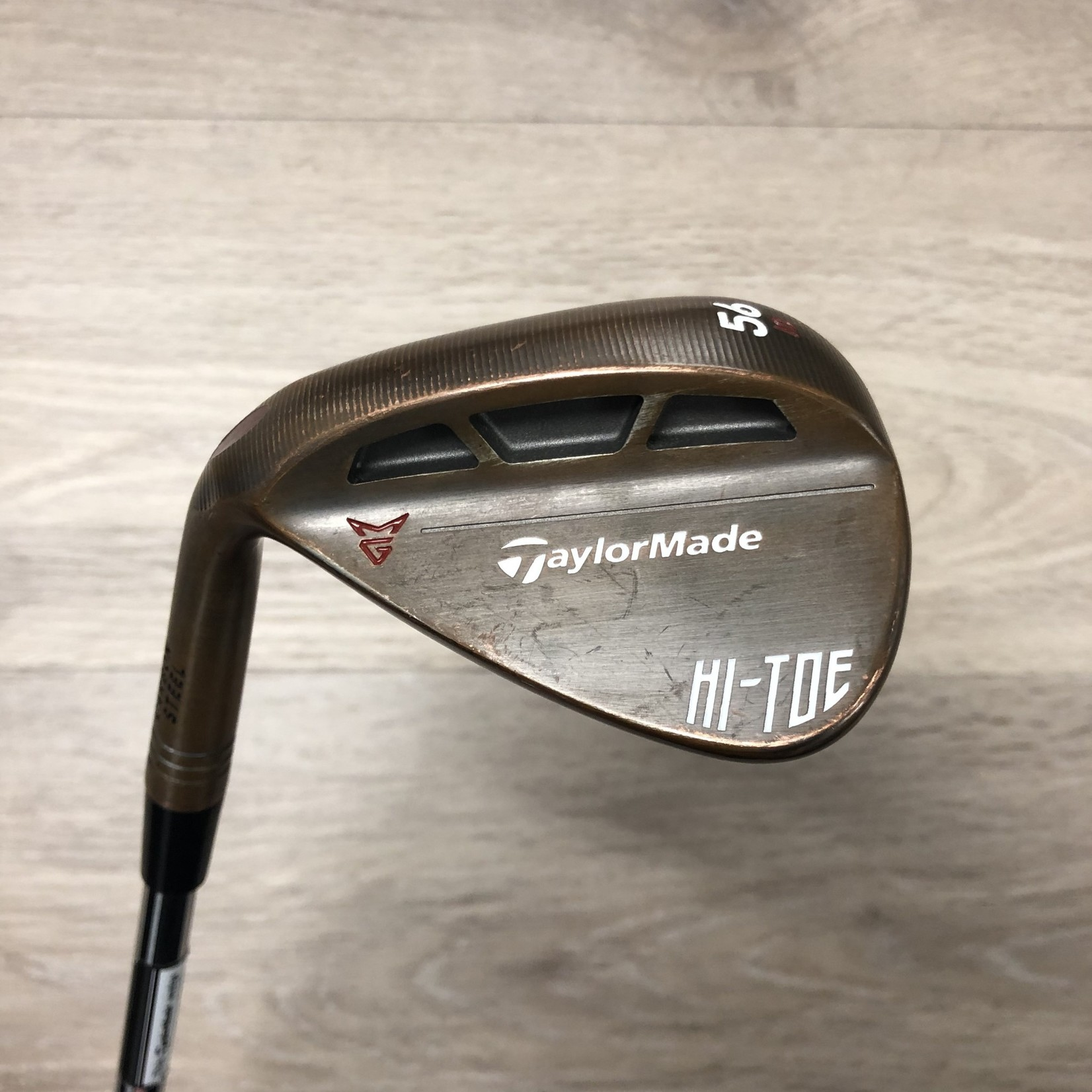 TaylorMade Taylormade Milled Grind Hi-Toe Wedge 56* 10* (LH)