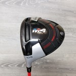 TaylorMade TaylorMade M4 Driver 10.5* HZRDUS Red X Stiff (LH) (3)