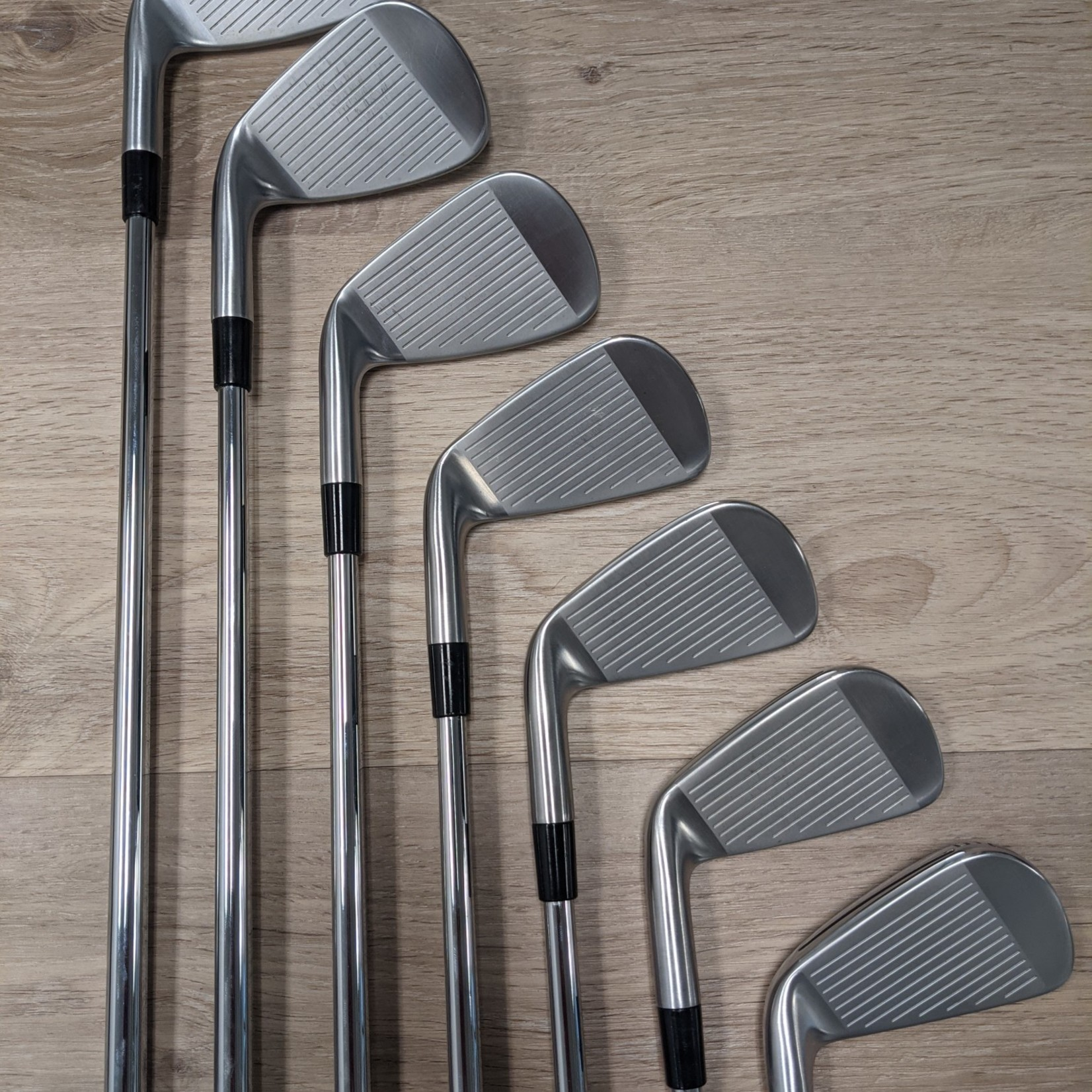 TaylorMade TaylorMade P790 Iron Set 4-PW Project X 6.5 (RH)