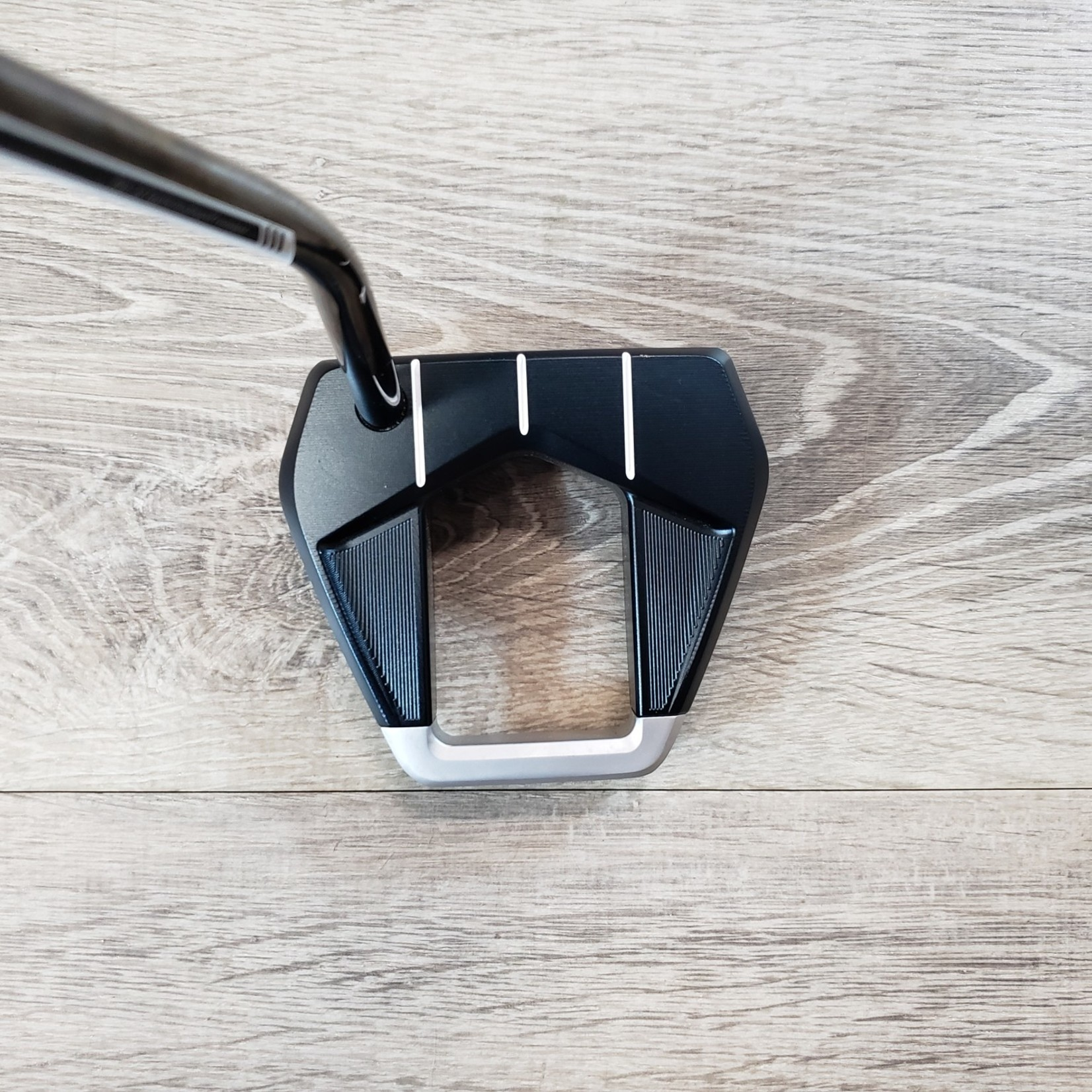 """TaylorMade (Demo) TaylorMade Spider S 34"""" KBS CT Tour Putter (RH)"""