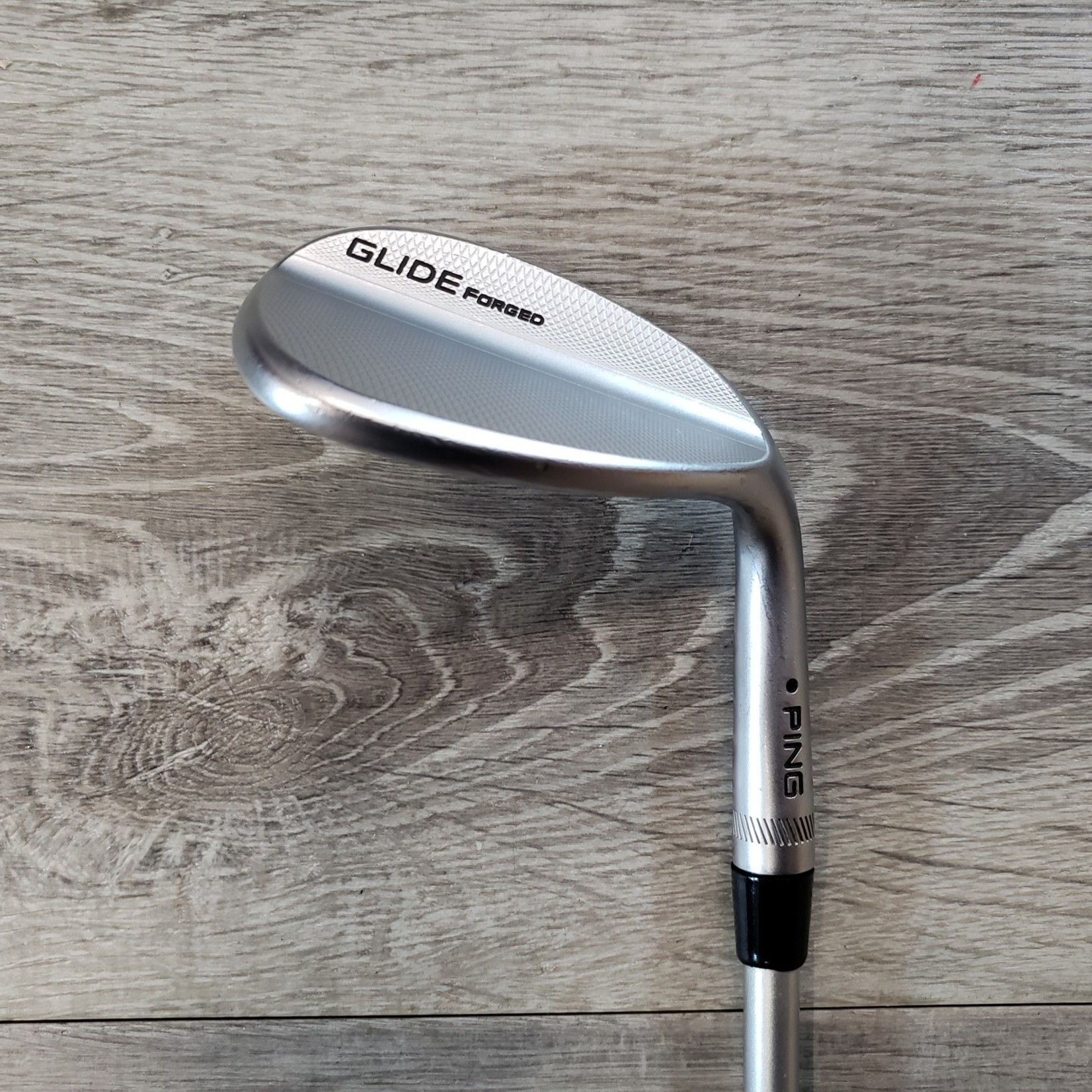 PING Ping Glide Forged 58* 8 Graphite Stiff Wedge (RH)