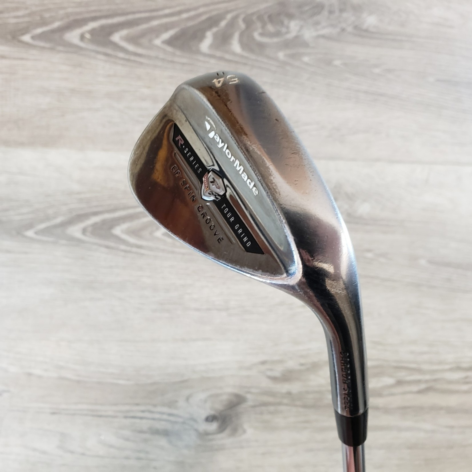 TaylorMade (Demo) TaylorMade R-Series Tour Grind 54* 11 KBS Wedge (RH)