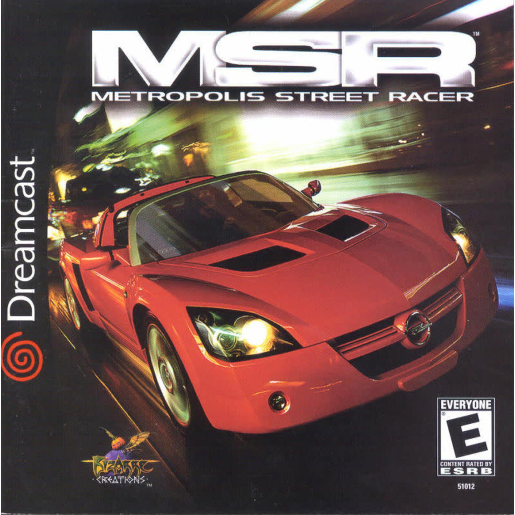 SDCU-Metropolis Street Racer
