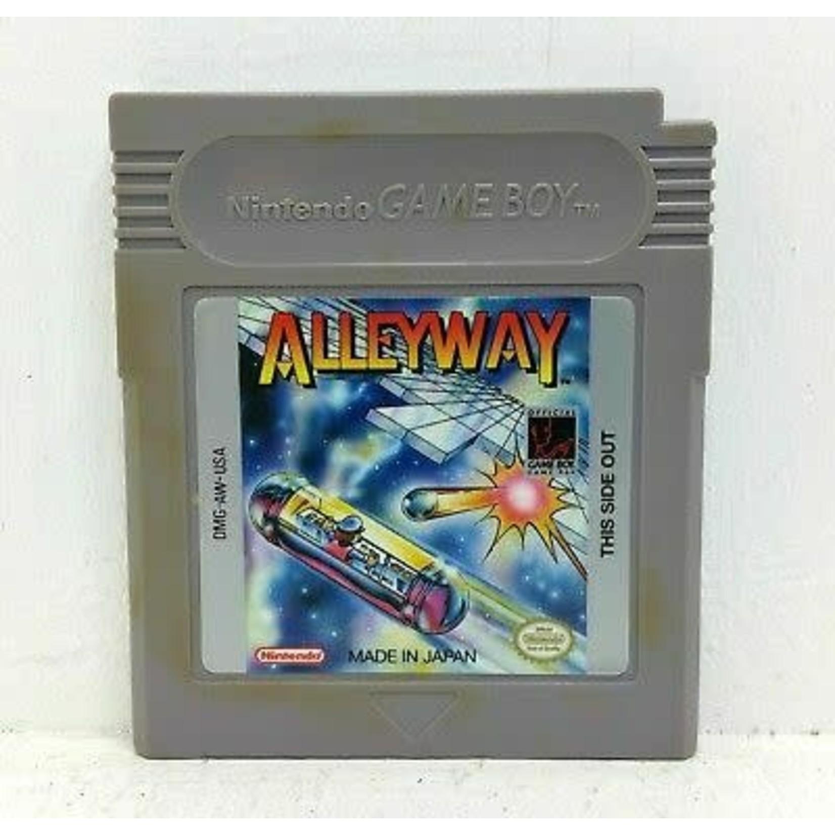 GBU-Alleyway