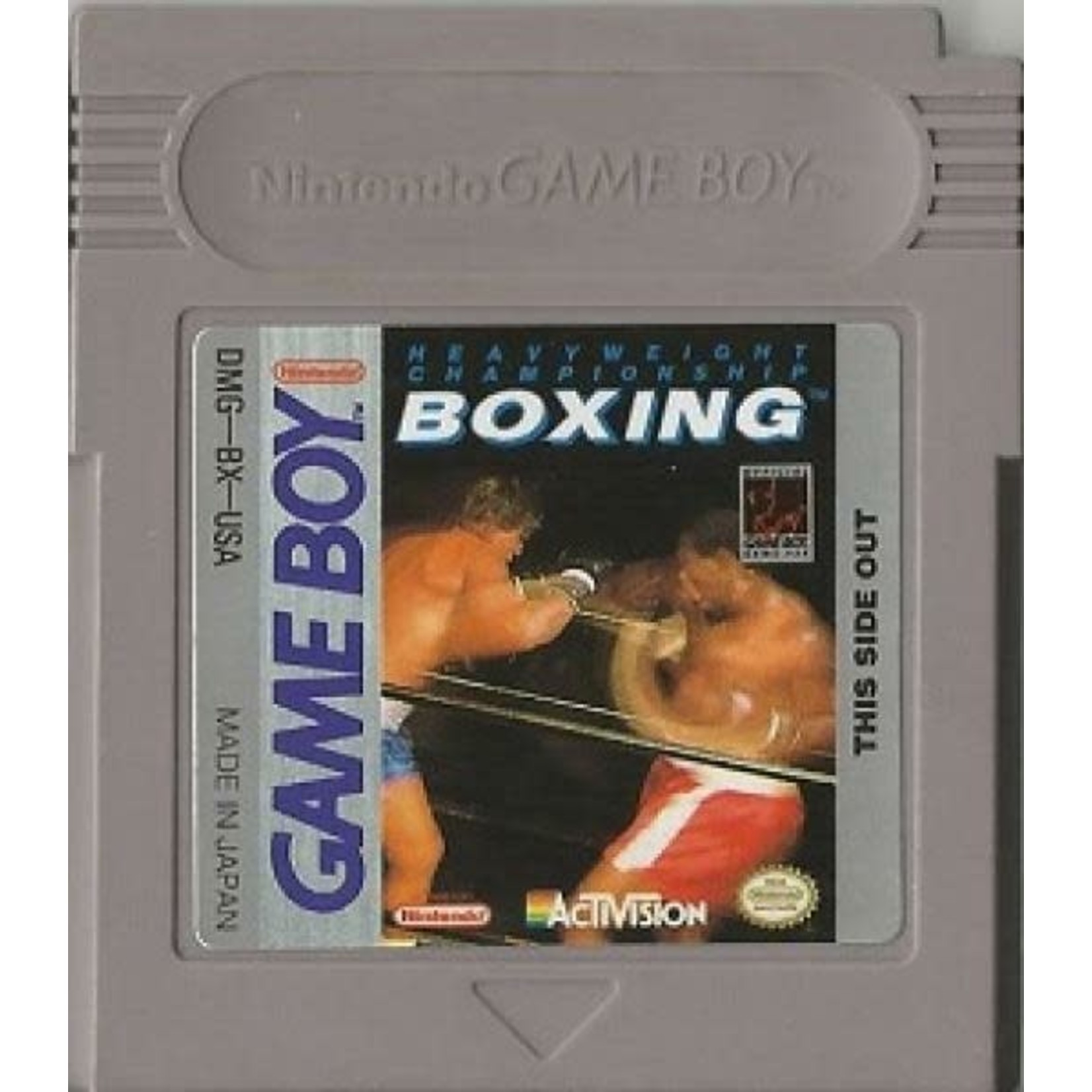 GBU-Heavyweight Championship Boxing
