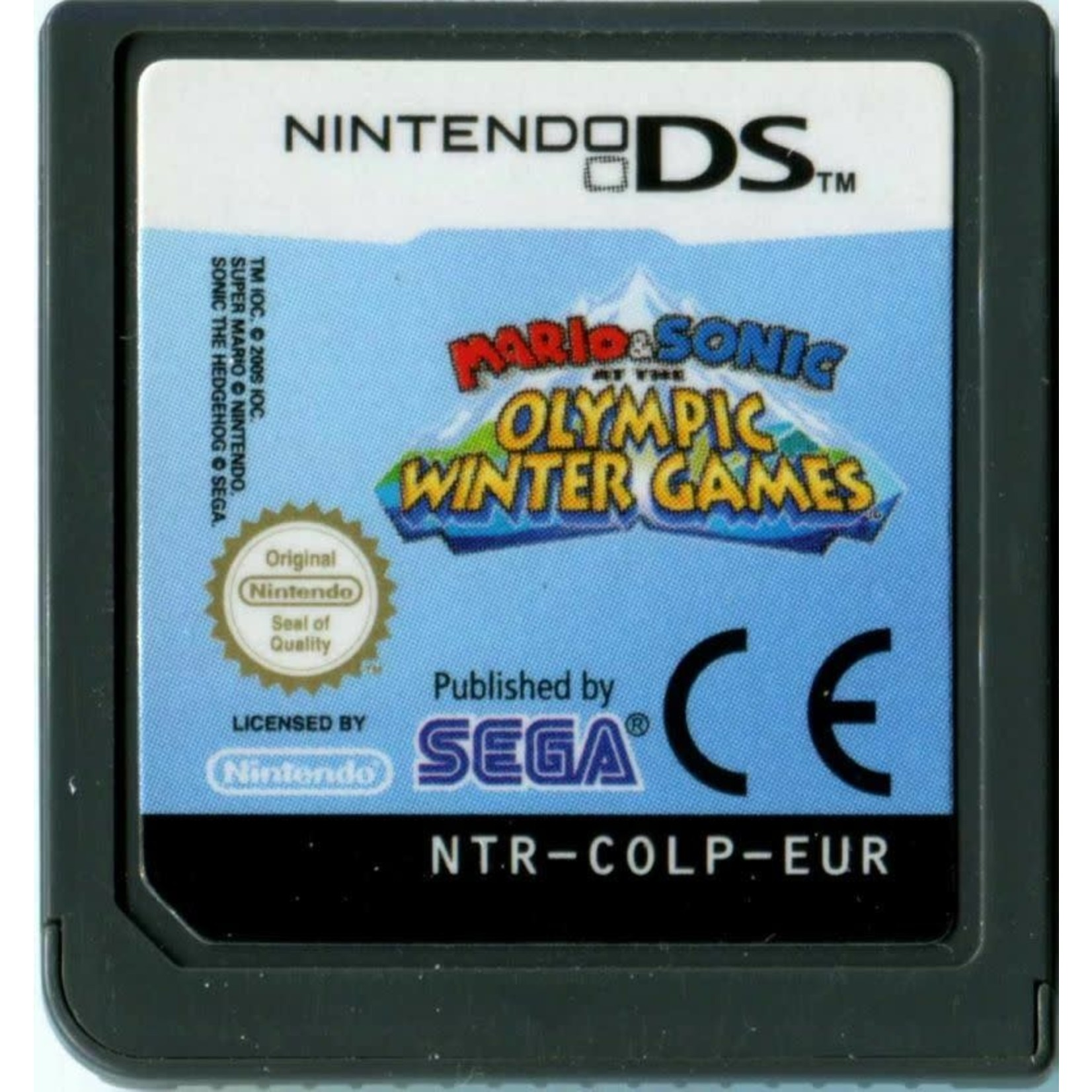 DSU-Mario And Sonic Olympic Winter Games (Chip Only)