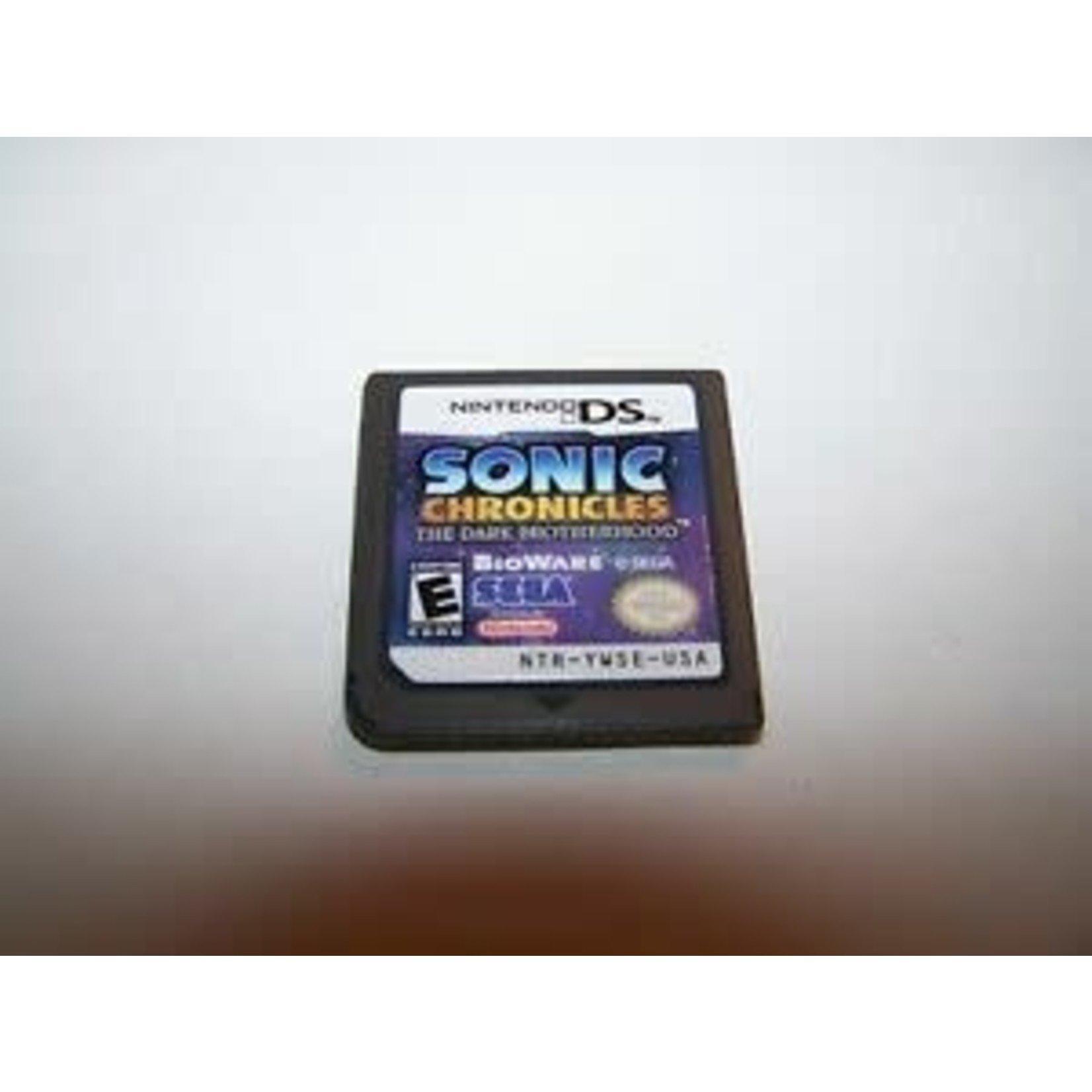 DSU-Sonic Chronicles The Dark Brotherhood (Chip Only)