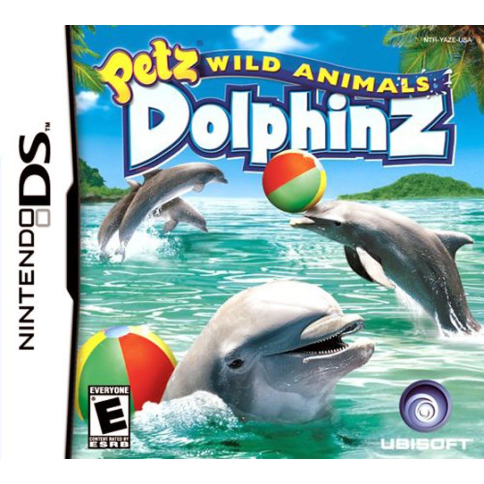 DSU-PETZ WILD ANIMALS DOLPHINZ