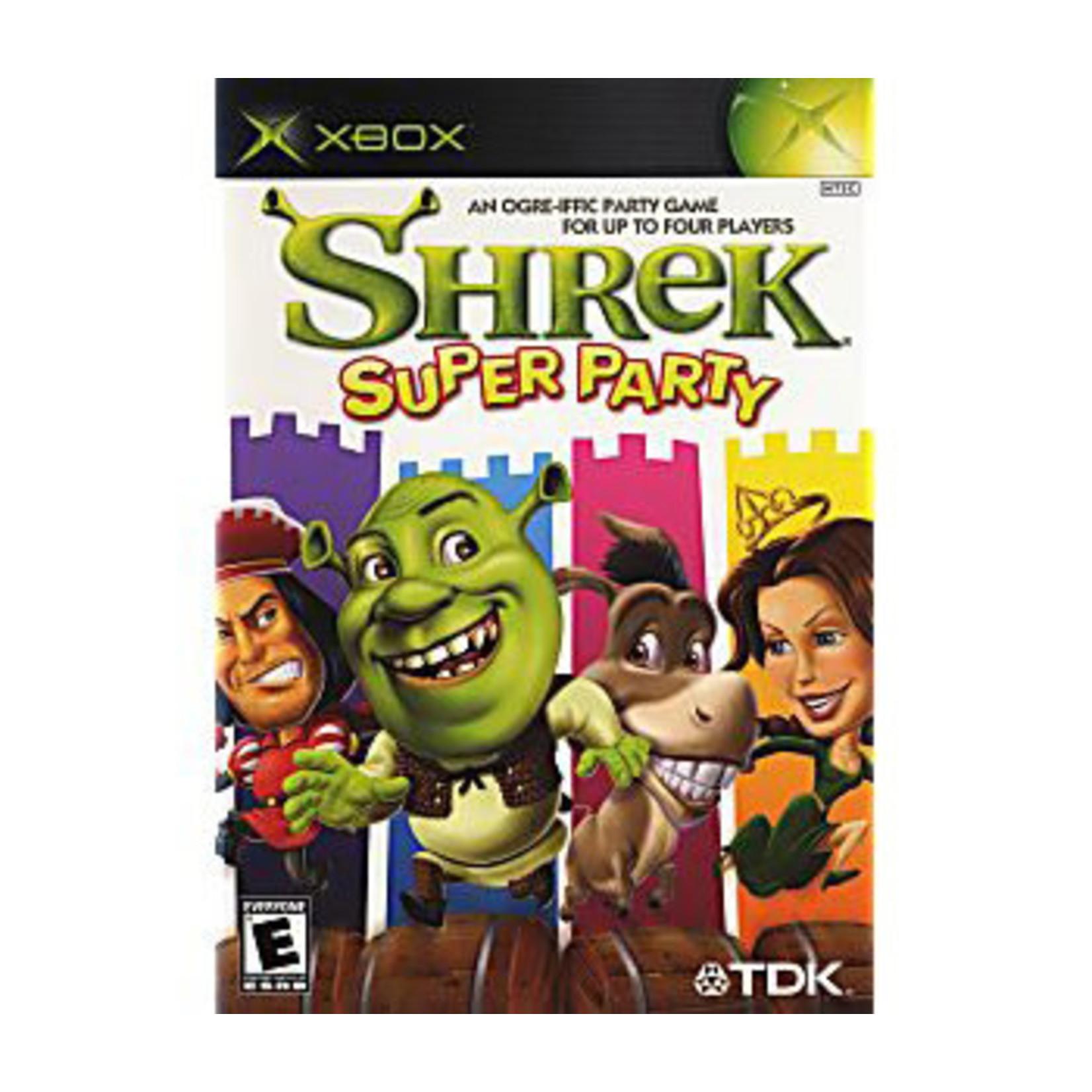 XBU-Shrek Super Party