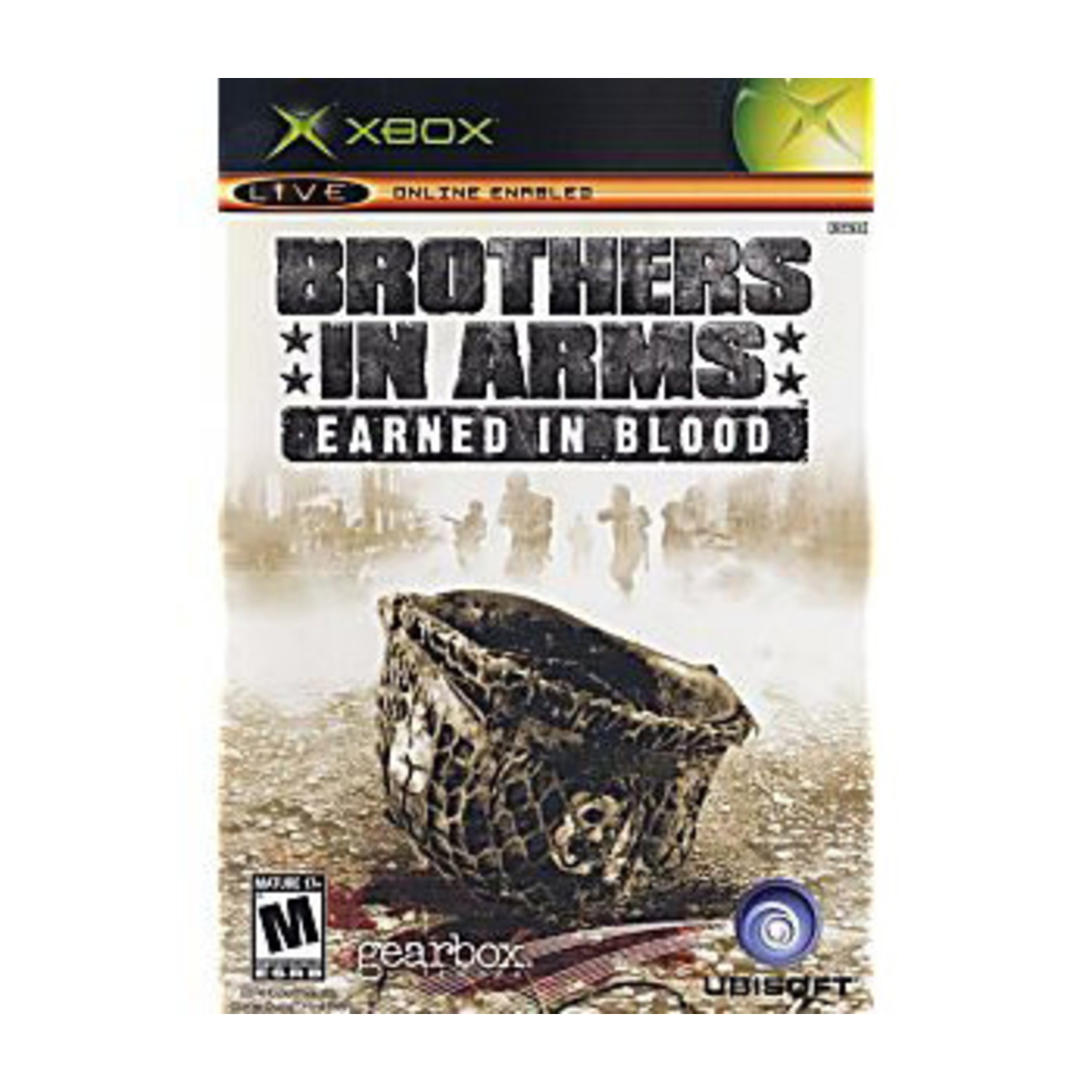 XBU-BROTHERS IN ARMS EARNED IN BLOOD