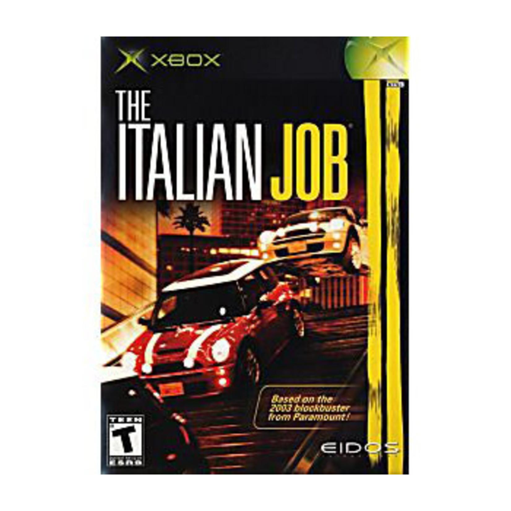 XBU-ITALIAN JOB