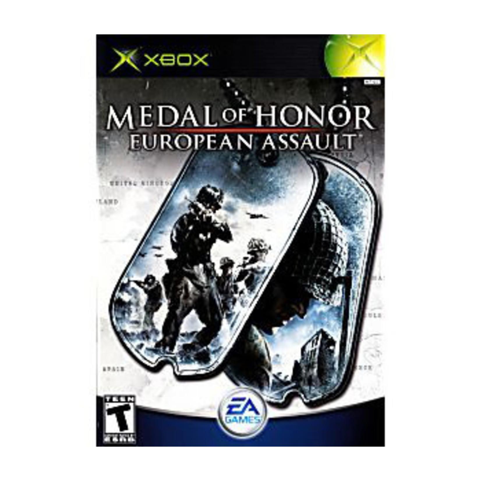 xbu-Medal of Honor European Assault