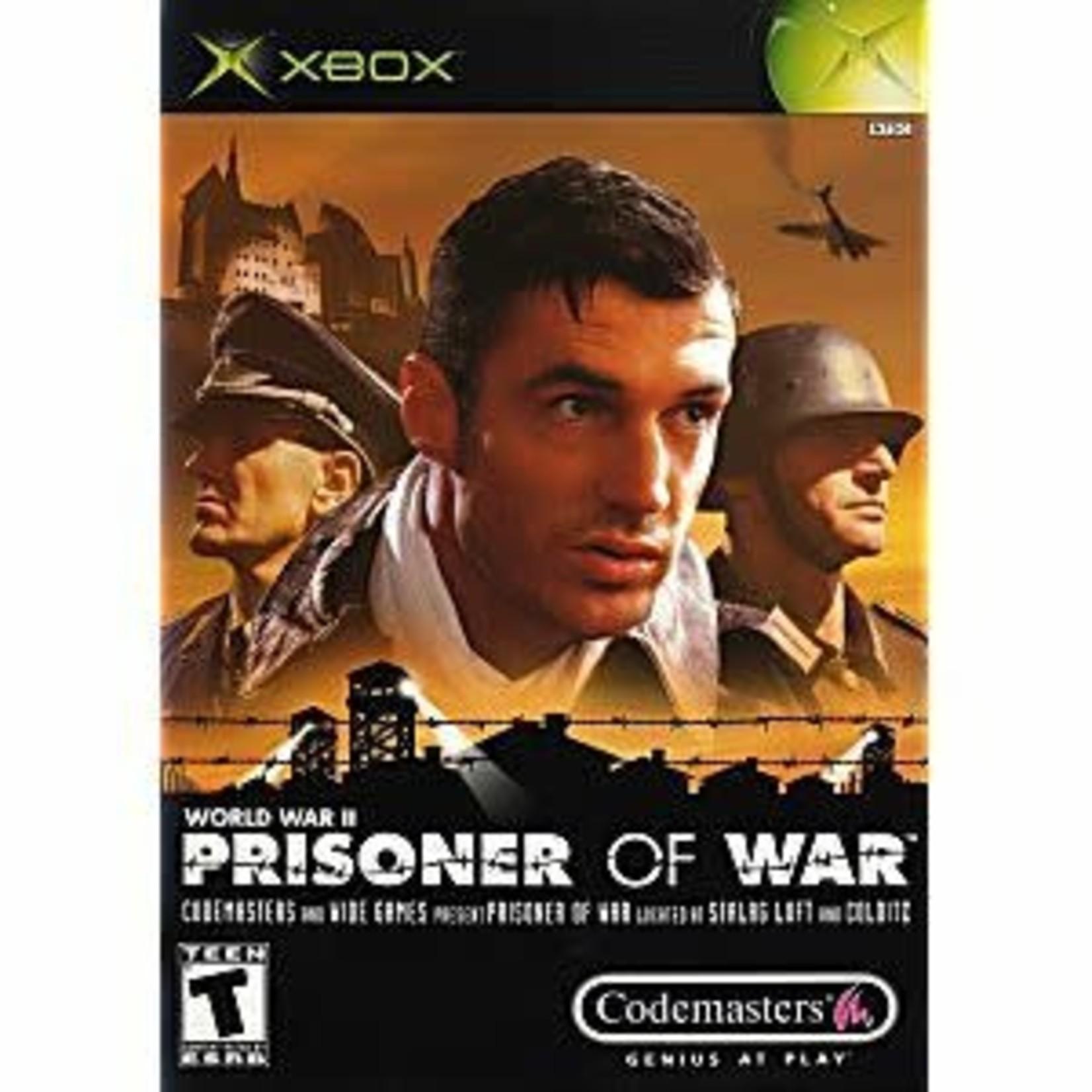 XBU-Prisoner Of War
