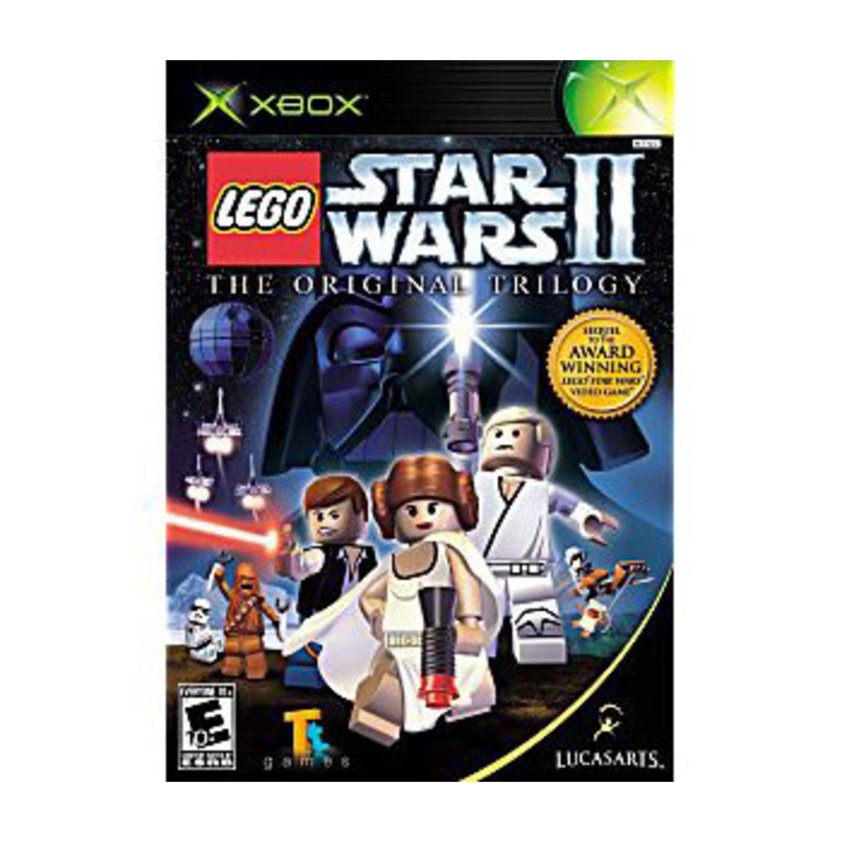 XBU-LEGO STAR WARS II THE ORIGINAL TRILOGY