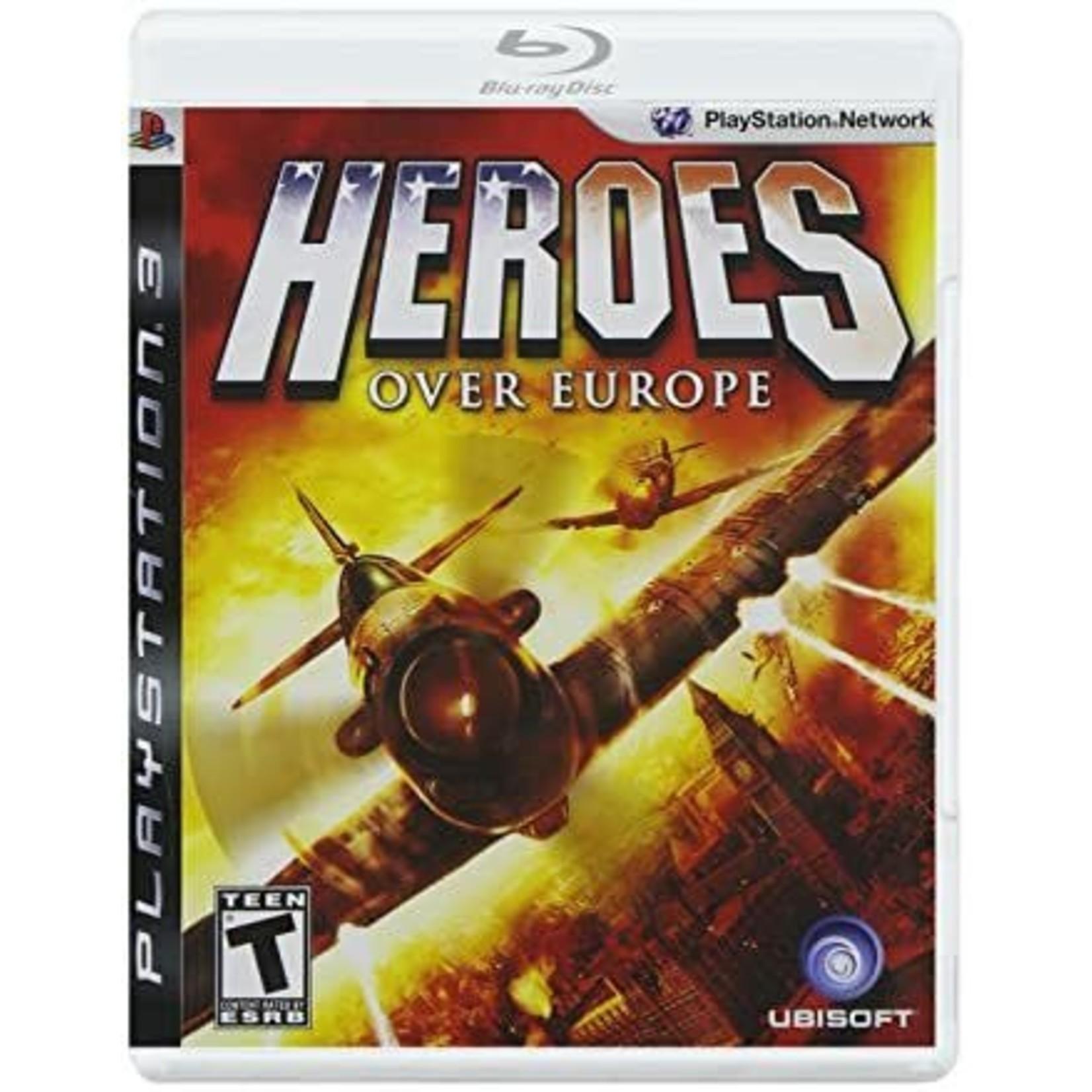 PS3U-Heroes Over Europe