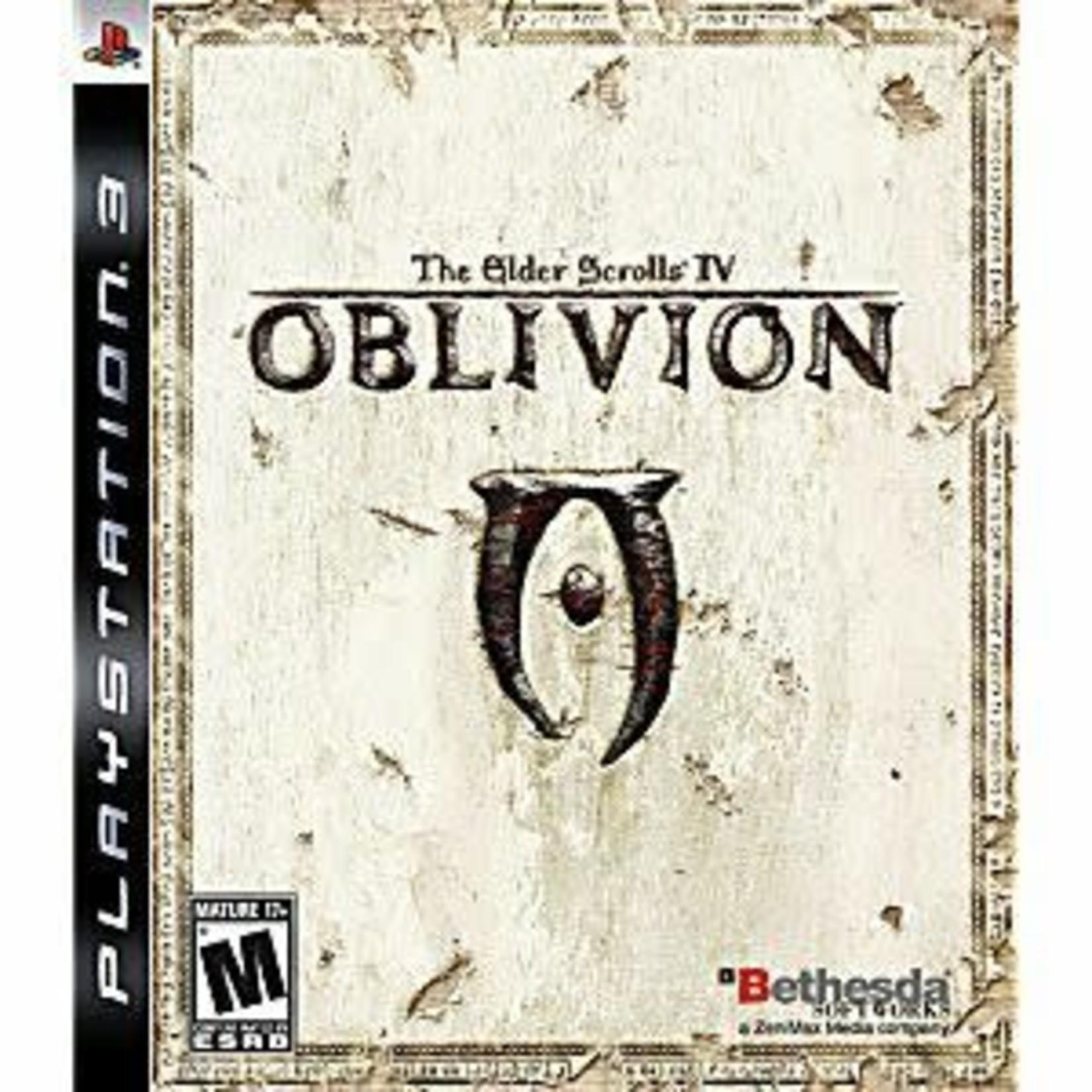 PS3U-Elder Scrolls IV: Oblivion