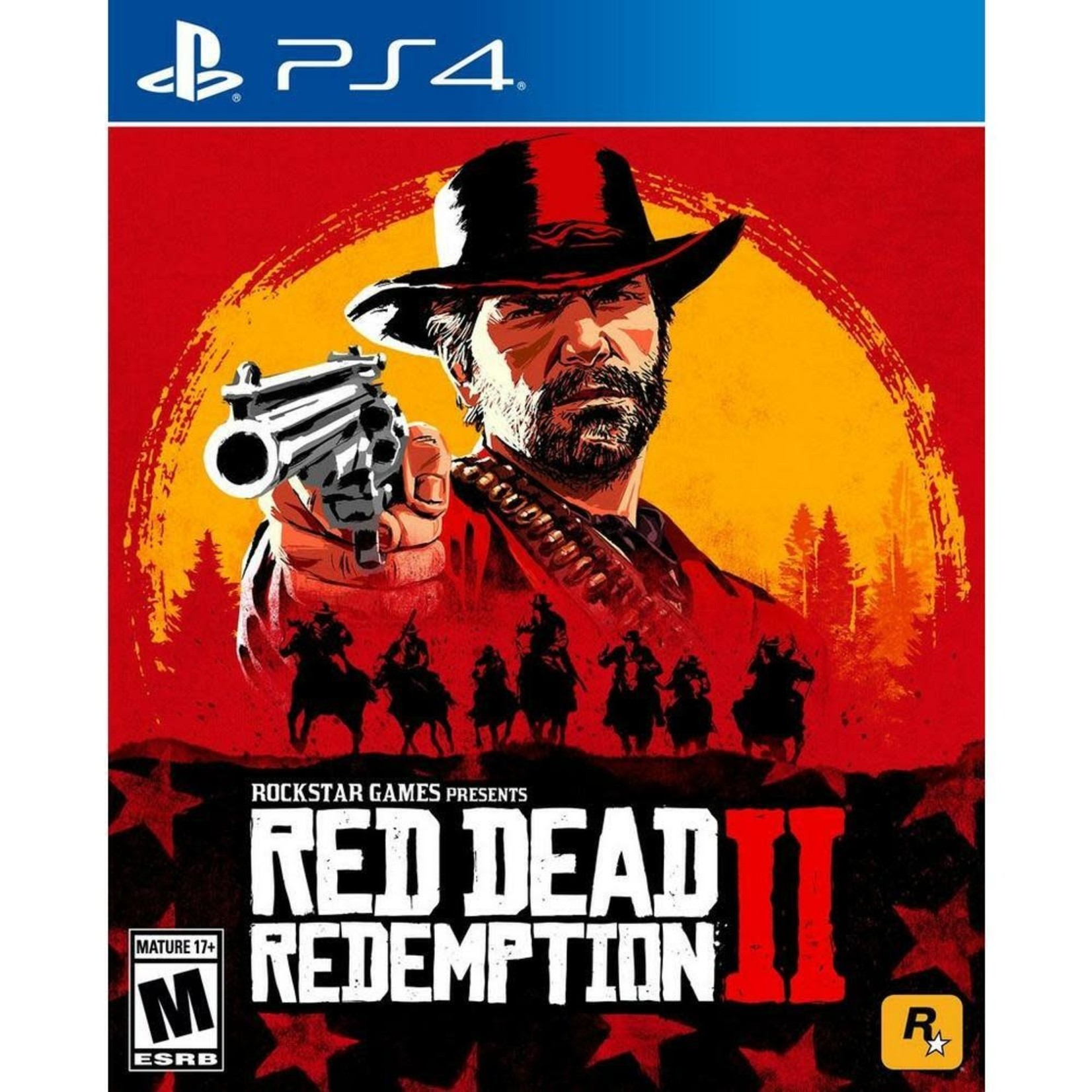 PS4U-Red Dead Redemption 2