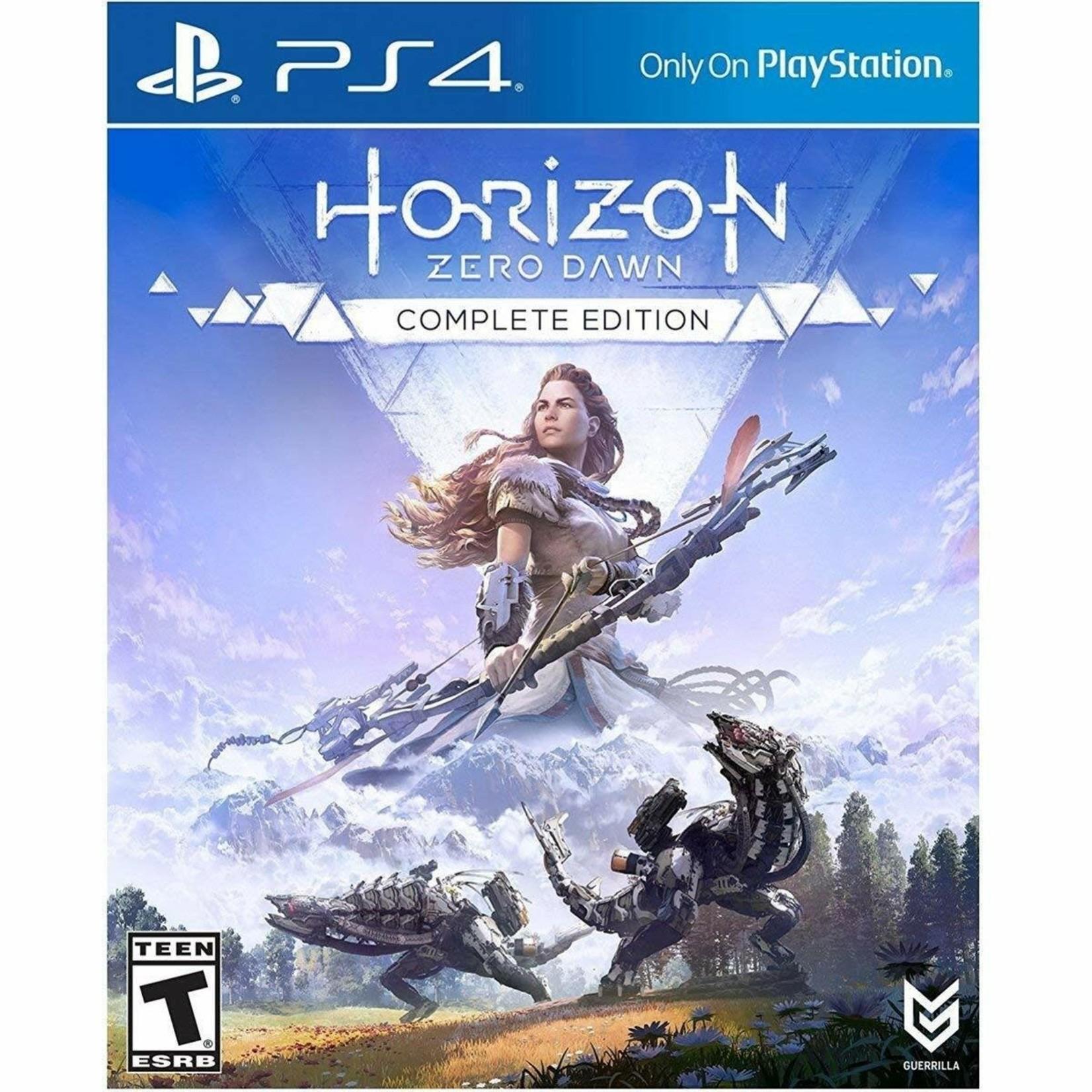 PS4U-Horizon Zero Dawn: COMPLETE EDITION
