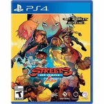 PS4-STREETS OF RAGE 4
