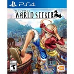 PS4-ONE PIECE: WORLD SEEKER