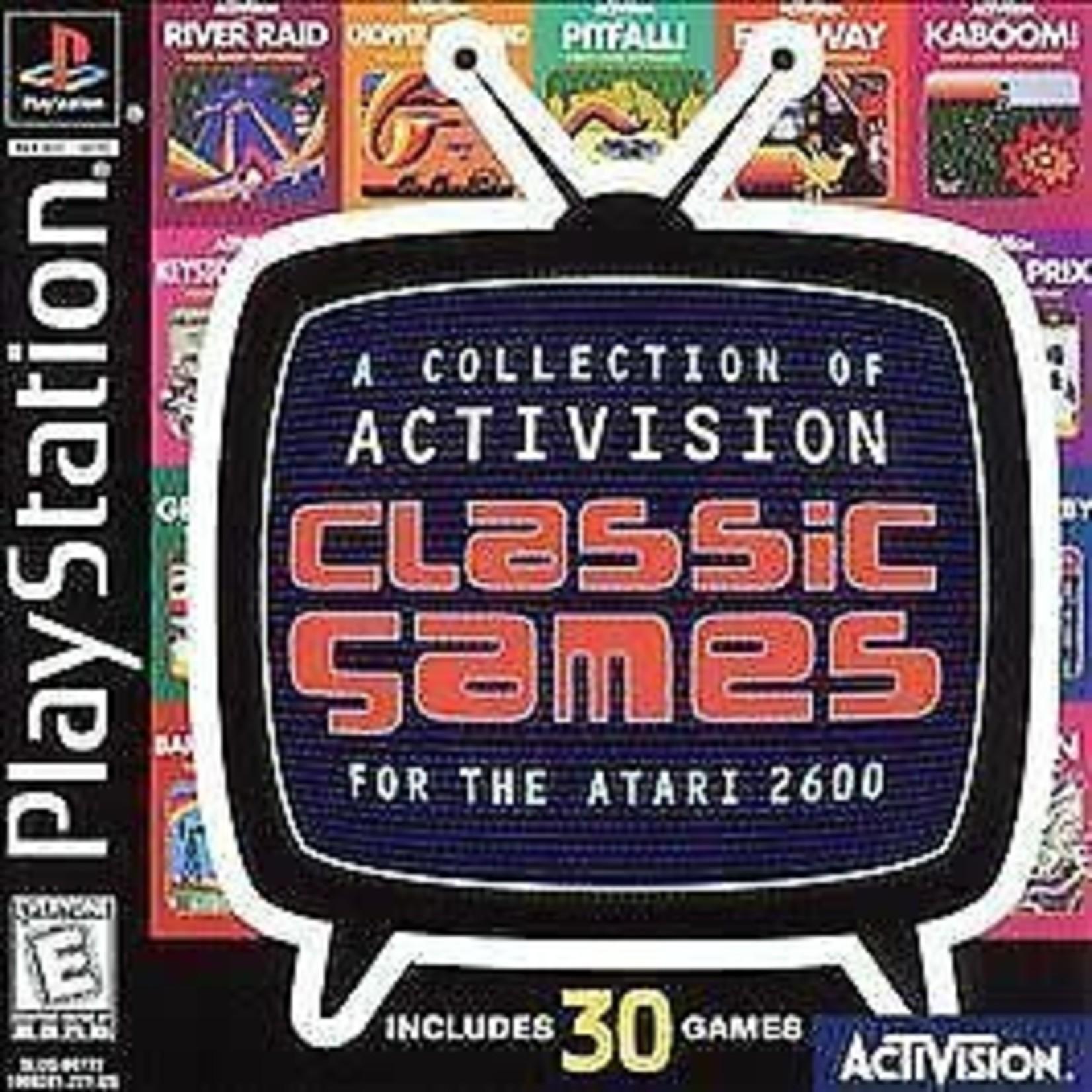 PS1U-Activision Classics
