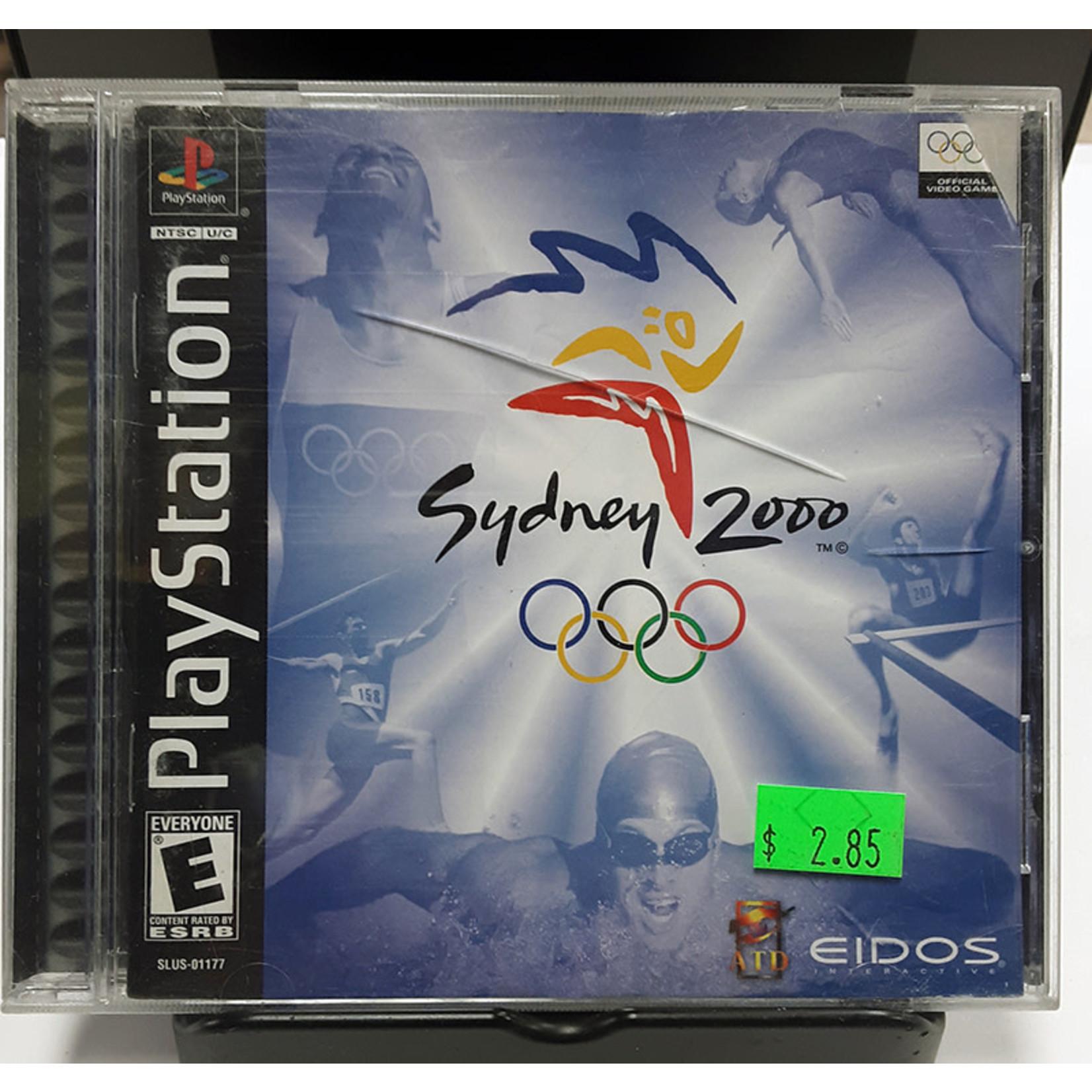 ps1u-sydney 2000