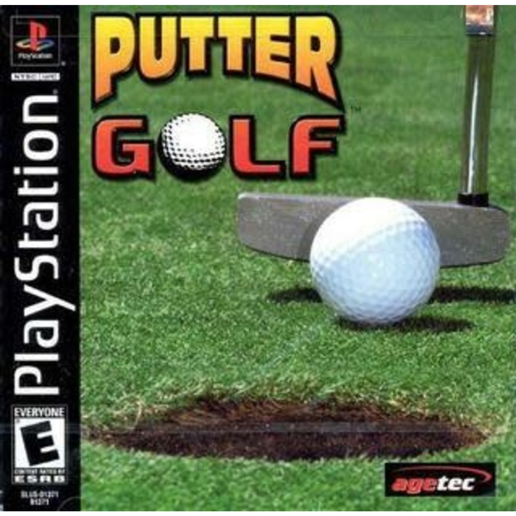 PS1U-Putter Golf