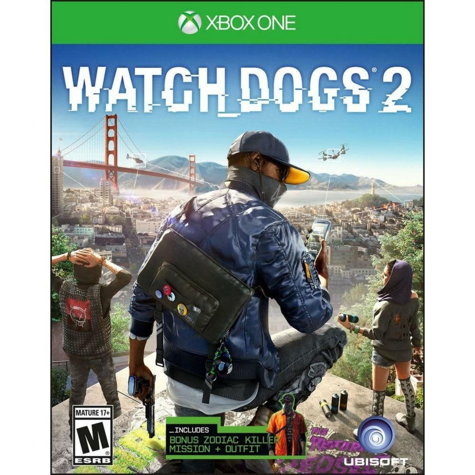 XB1U-Watch Dogs 2