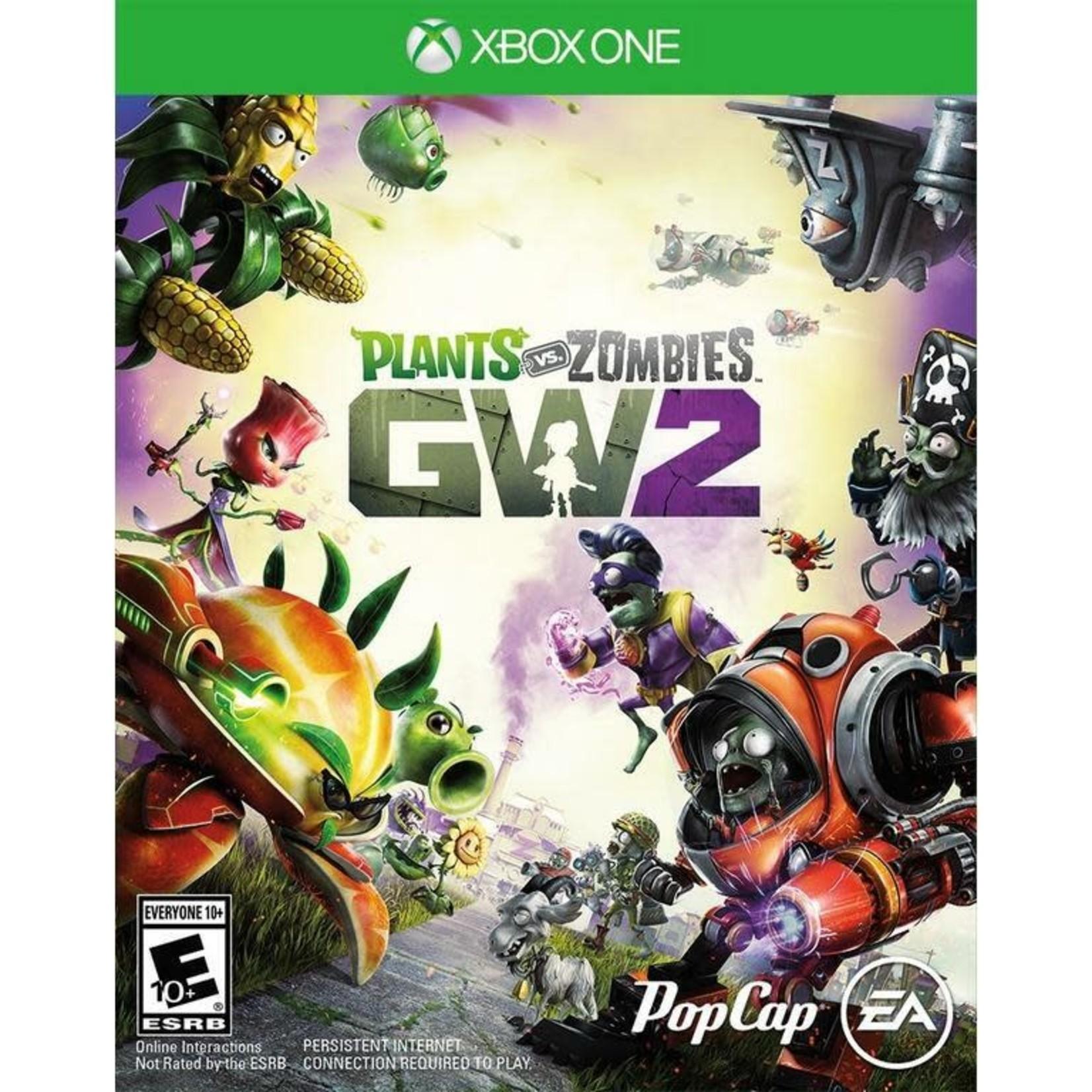 XB1U-Plants vs. Zombies Garden Warfare 2