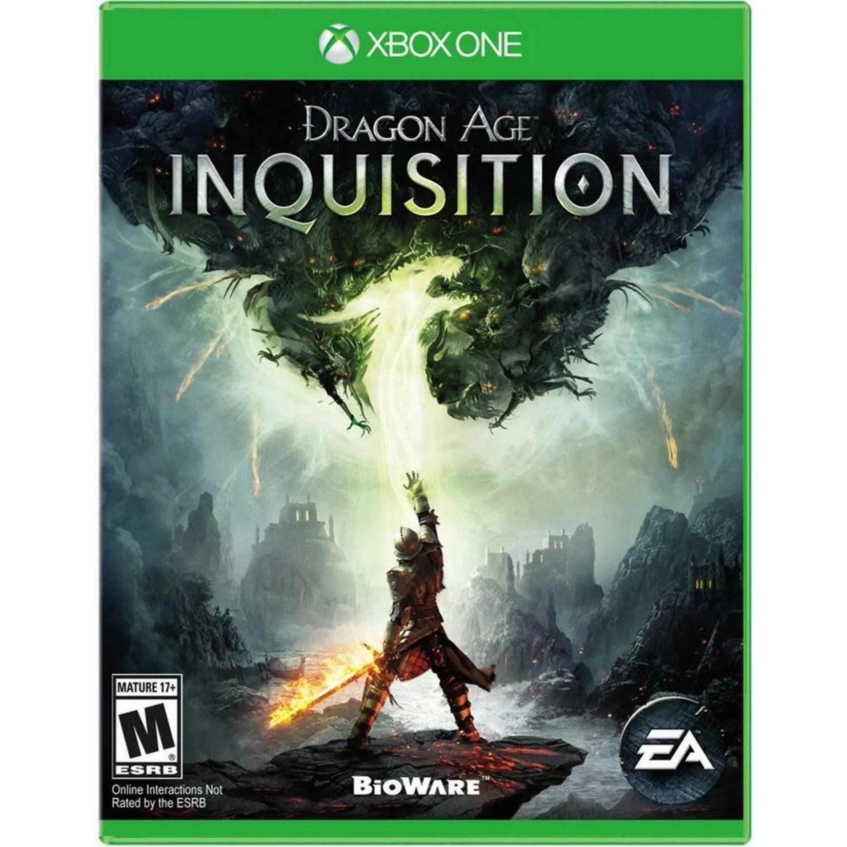 XB1-Dragon Age: Inquisition