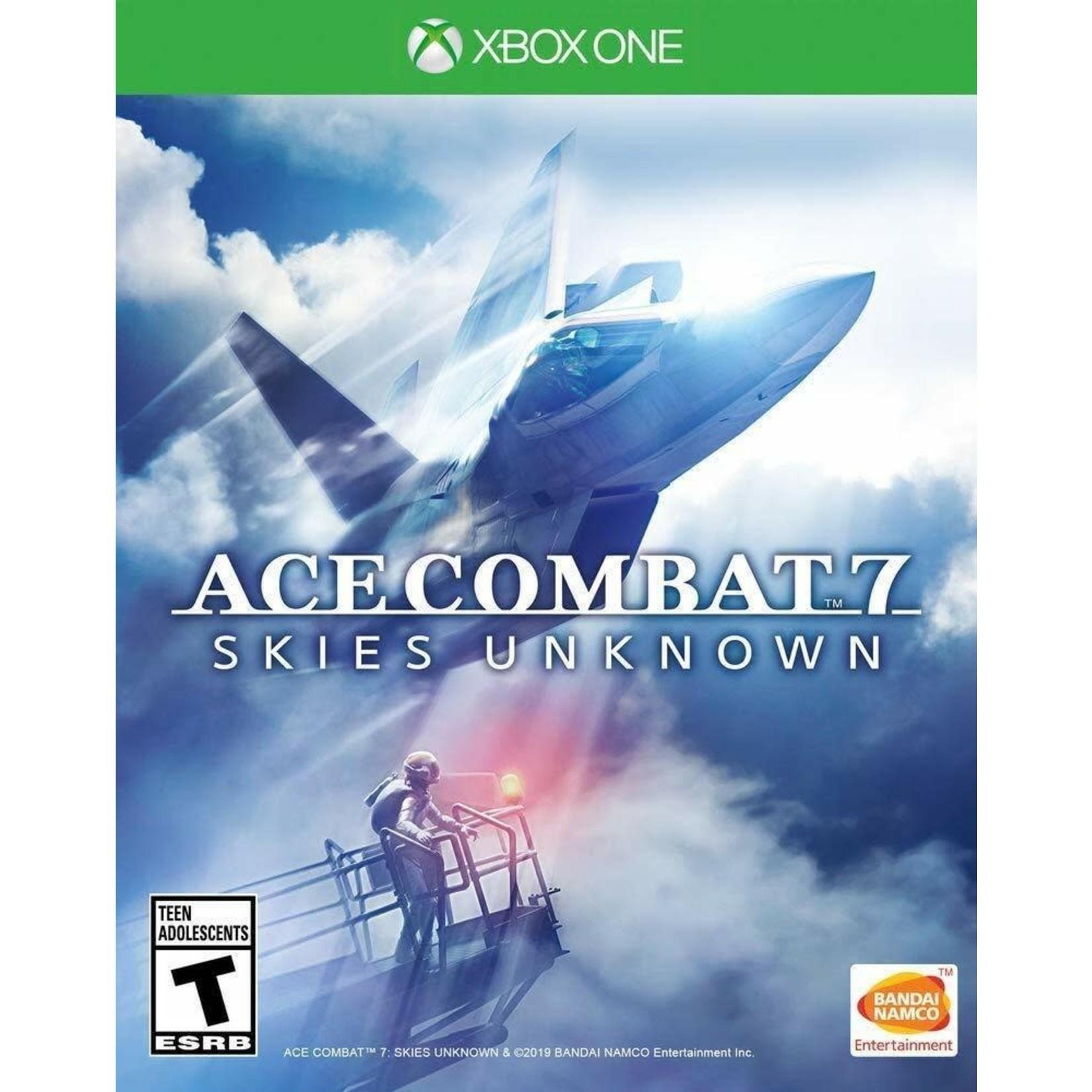 Xb1u-Ace Combat 7 Skies Unknown