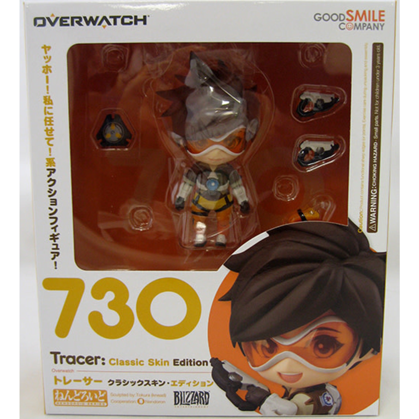 Overwatch Tracer 730