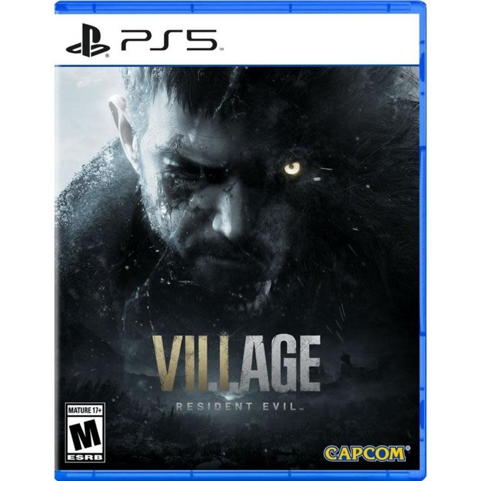 PS5-Resident Evil Village