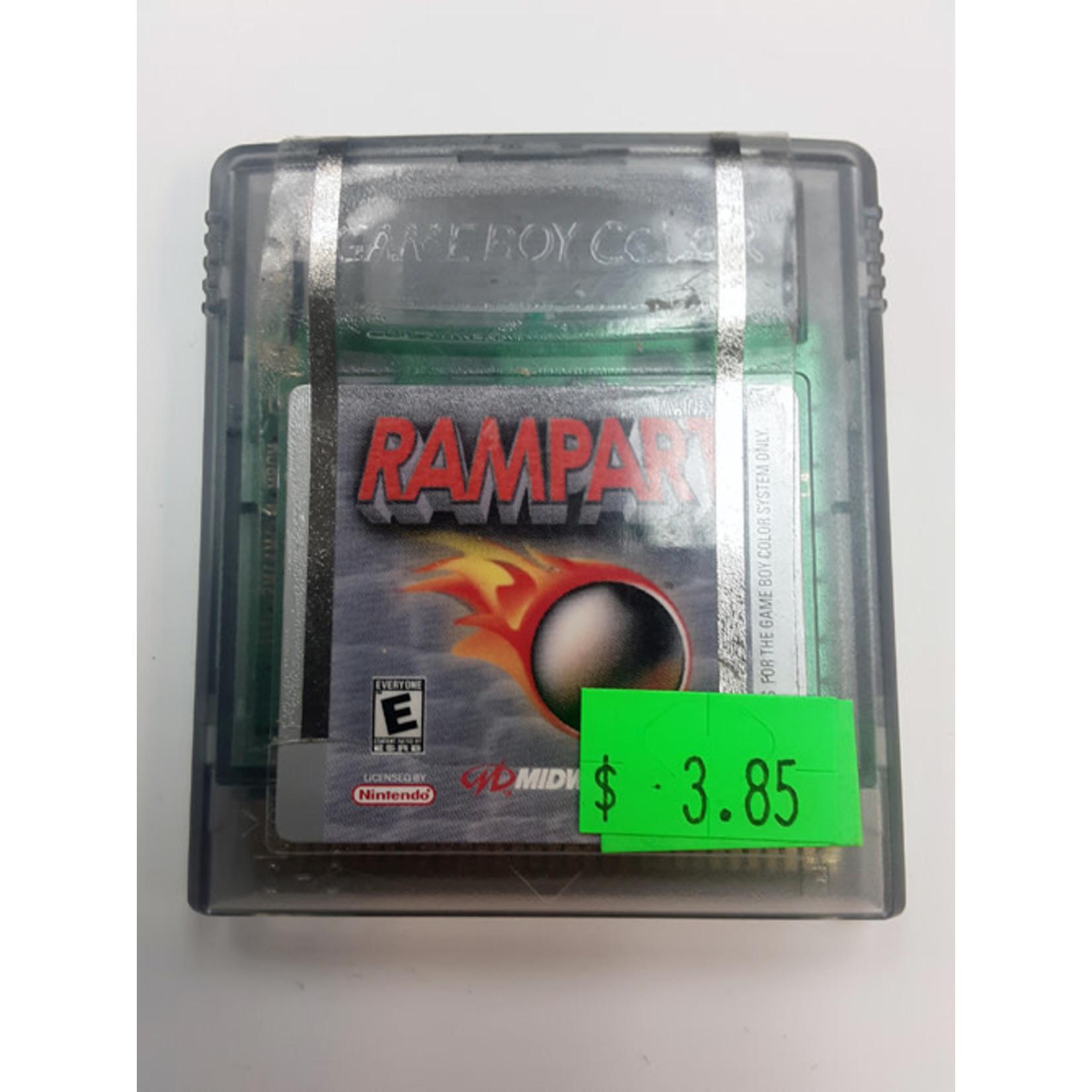 GBCu-Rampart (cartridge)
