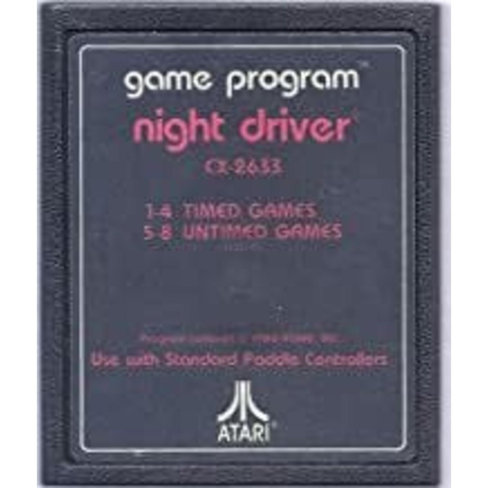 atariu-Night Driver [Tele Games] (cart only)