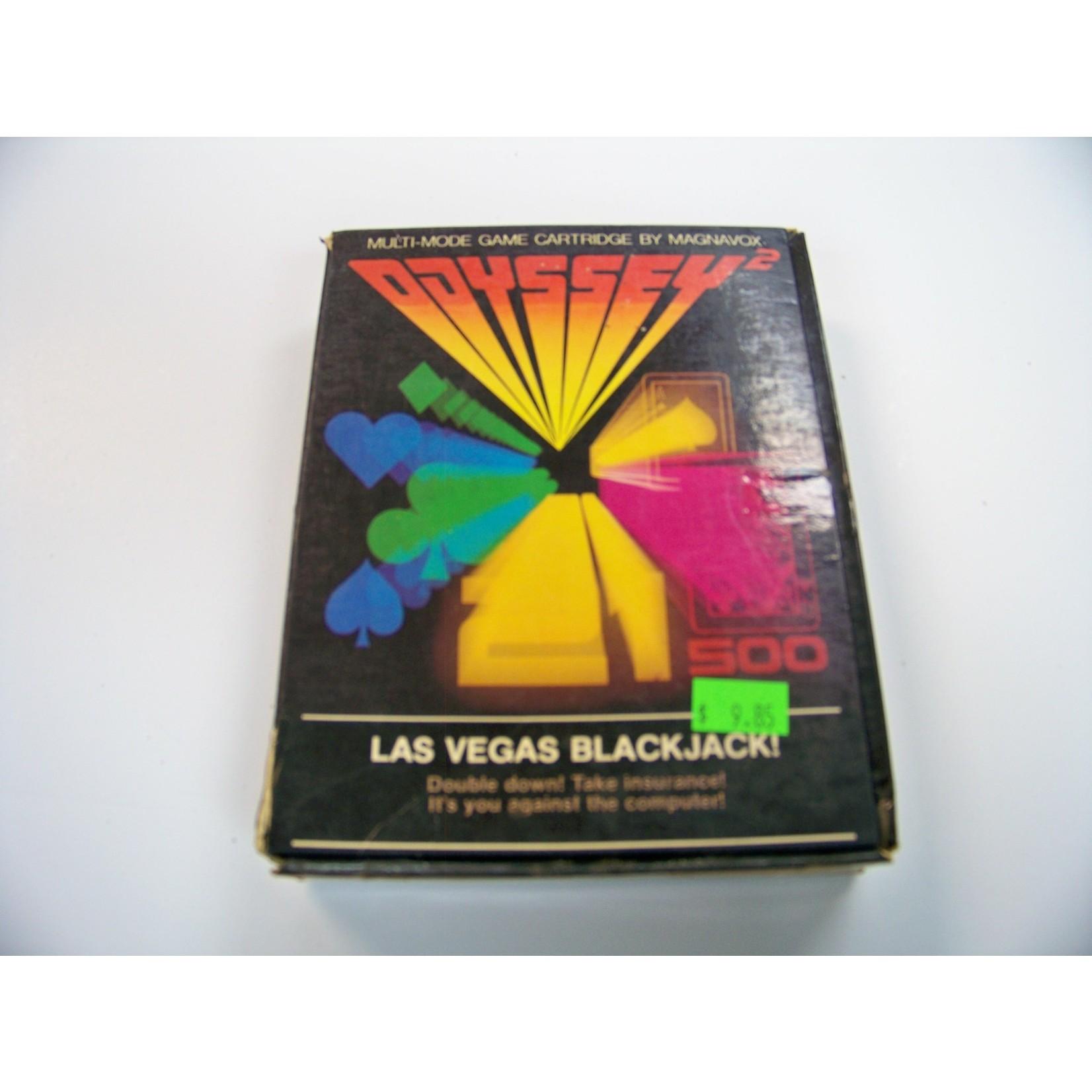 OD2U-Las Vegas Blackjack (BOXED)