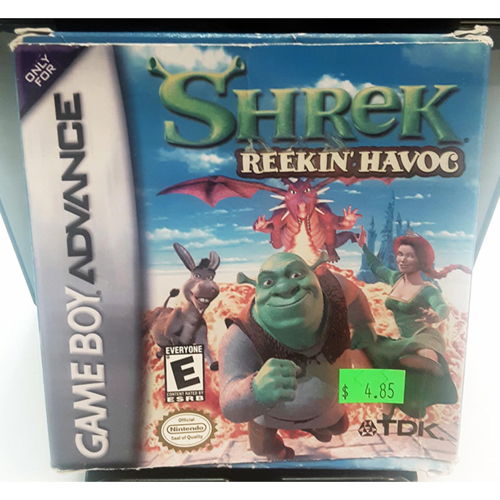 gbau-shrek Reekin' Havoc (in box)