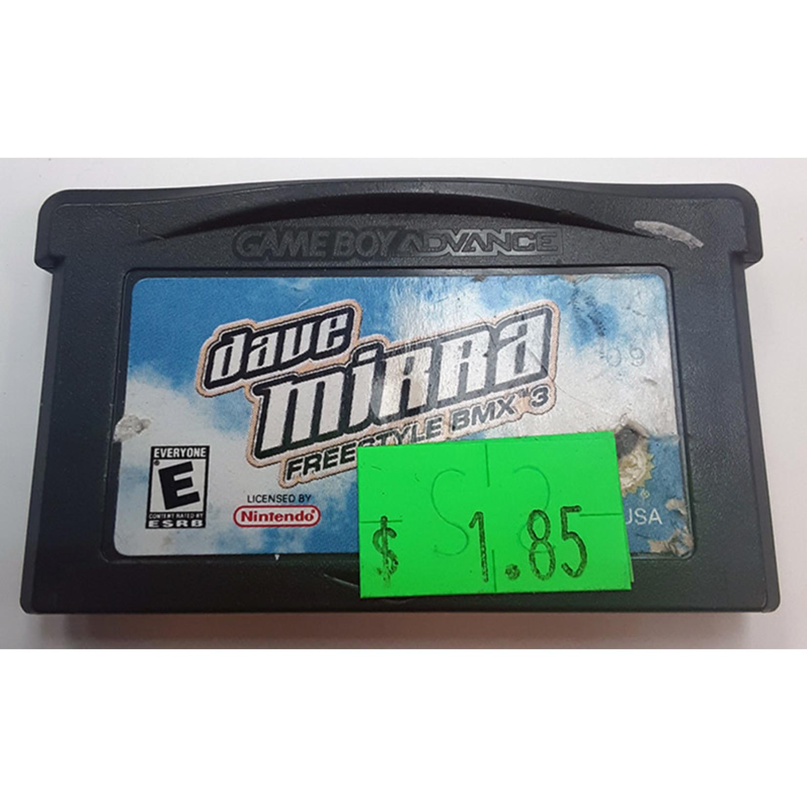 GBAu-Dave Mirra Freestyle BMX 3 (cartridge)
